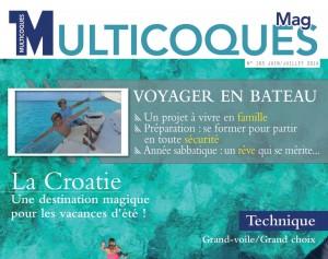 Multicoque Mag Couv